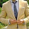 1 Piece/5 Ways: The Essential Cotton Suit featuring Marwan Helal | TheStyleBlogger