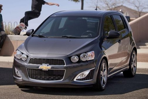 2013 chevrolet sonic rs priced under 21 000 gentlemint. Black Bedroom Furniture Sets. Home Design Ideas