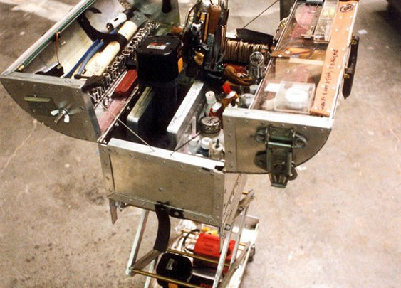 Savvy Housekeeping » Adam Savage's Toolbox
