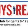 """Guys Read"" Comes to the Topeka & Shawnee Co. Public Library 