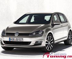 Volkswagen Reveals The Seventh Generation Golf | CleanTuning.com