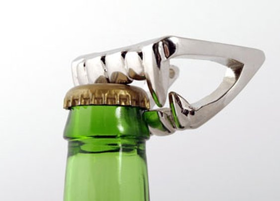 Bite Me Bottle Opener