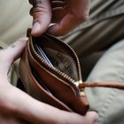 Deadwood Parfleche Zip Wallet | Off The Hook