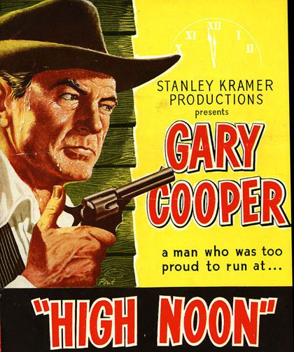 Manly Movies- High Noon