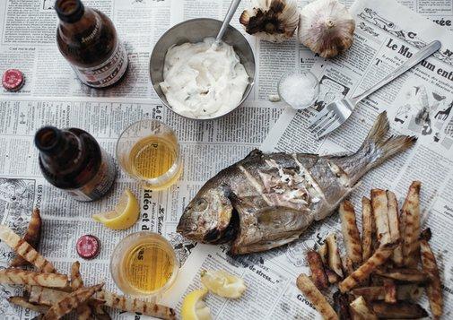 Fresh Fish & Chips