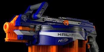How Nerf Became the World's Best Purveyor of Big Guns for Kids