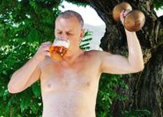 Health benefits of (wait for it...) BEER! | The Men's Room