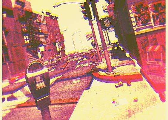 Urban Cartography II: The Metro on the Behance Network