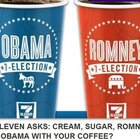 7-11 Election Cups