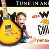 DVE Rocks for Children's - 102.5 WDVE