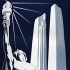 The Torch - Canadian WW2 Poster