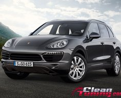 Porsche Introduces New Cayenne S Diesel | CleanTuning.com