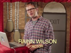 Internet meme becomes reality in a very funny sketch with Rainn Wilson - The Feed Blog - CBS News
