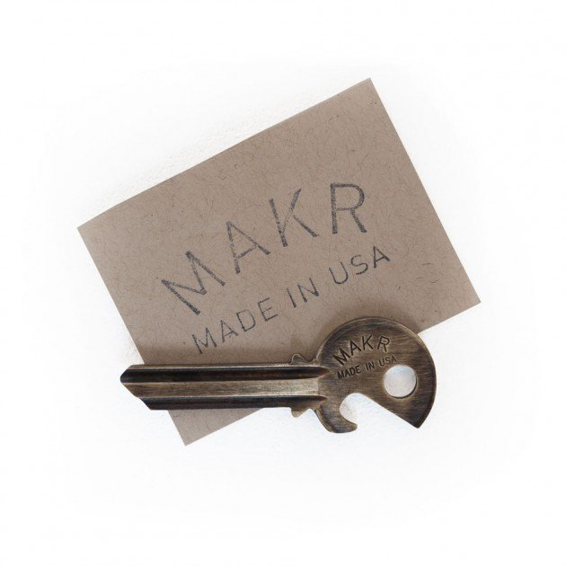 Bottle Key  | Leather Goods, Wallets, Bags, Accessories | Made in the USA