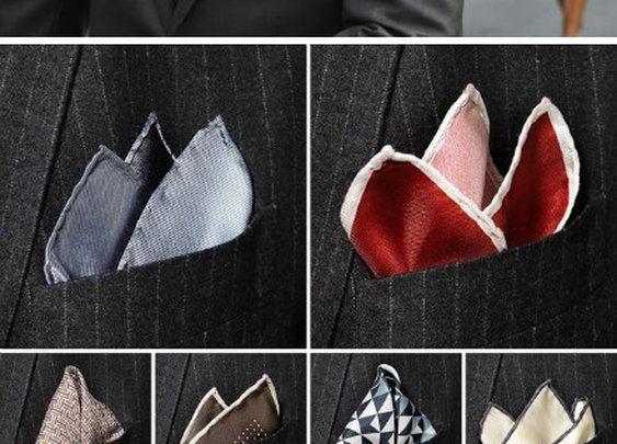 handkerchief  folding