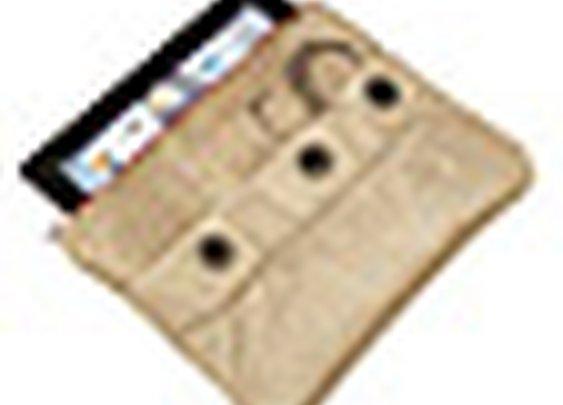UPCYCLED MAIL SACK IPAD CASE | mail bag, postal service | UncommonGoods