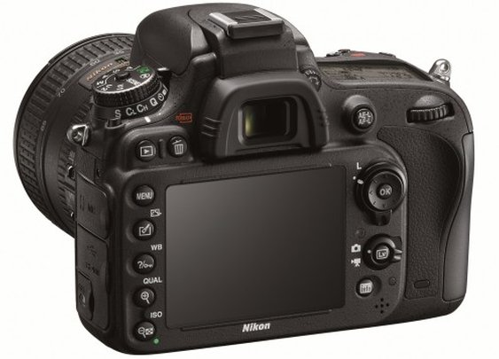 Nikon announces the D600 full-frame DSLR for enthusiasts