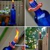 diy project: erik's recycled wine bottle torch   Design*Sponge