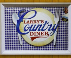 Larry's Country Diner - Where the cameras are always rollin'... and we don't care!