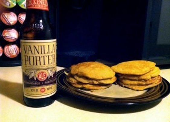 Craft Beer Pancakes? Yes Please.