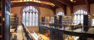 Frederick Ferris Thompson Memorial Library, Vassar College, Poughkeepsie, New York, USA