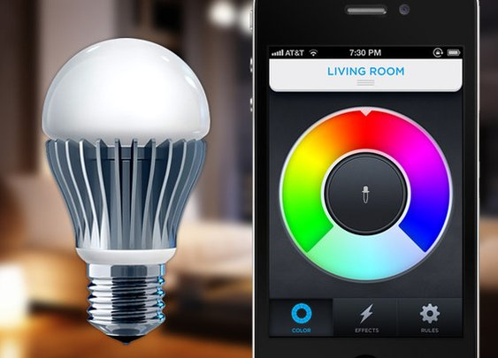 LIFX: The Light Bulb Reinvented by Phil Bosua — Kickstarter