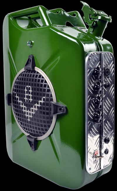 Amplisonic Shop - V8 T.A.N.K 20W British Green