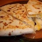 Easy Chicken Quesadillas on a Griddle
