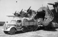 Wreck of Luftwaffe's Largest Transport Plane Found Near Sardinia