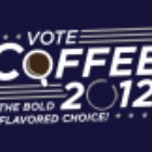 Vote Coffee 2012 T-Shirt | SnorgTees