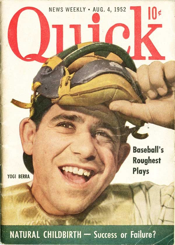 Yogi Berra and Baseball's Roughest Plays