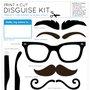print + cut disguise kit