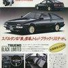 Vintage Toyota AE86 (Trueno) Ad