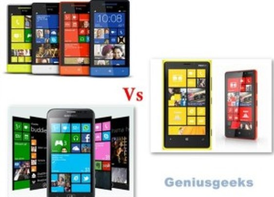 New Windows Phone 8 Handsets for 2012