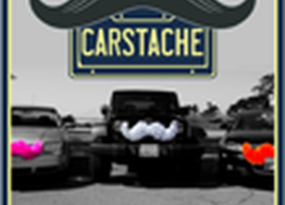 Carstache® Car Mustaches