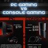 PC Gaming vs. Console Gaming   Digital Storm Unlocked