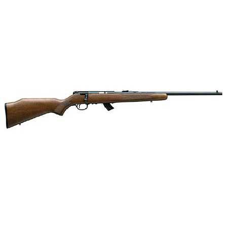 Savage 10 + 1 22 Long Rifle Youth w/AccuTrigger/Blue Barrel & Walnut Stock - Gander Mountain
