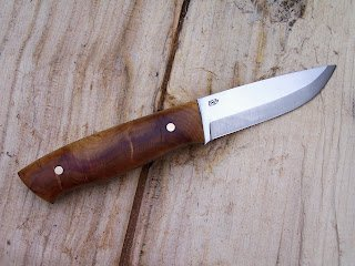 Woodsman Crafts: Knife making