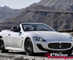 Maserati Reveals New GranCabrio MC | CleanTuning.com