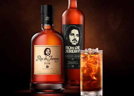 Ron de Jeremy - THE adult RUM