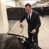 Tom Hanks taped his Emmy to his car and drove around with it. Straight up boss. - Imgur