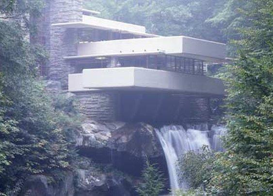 Frank Lloyd Wright - Fallingwater