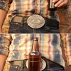 BevBuckle: Finally, A Decent Beer-Holding Belt Buckle | Geekologie