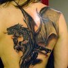 Tattoos / Dragon
