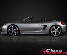 TechArt Will Show The Porsche Boxster in Essen | CleanTuning.com