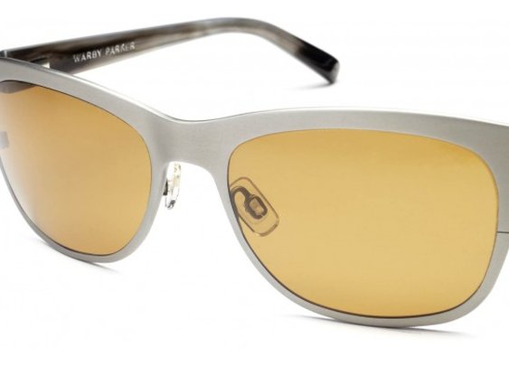 Welles Brushed Silver - Sunwear - Men | Warby Parker
