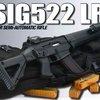 Sig 522 LR: A .22 LR