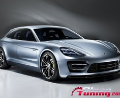 Porsche Presents The New Panamera Sport Turismo Concept | CleanTuning.com