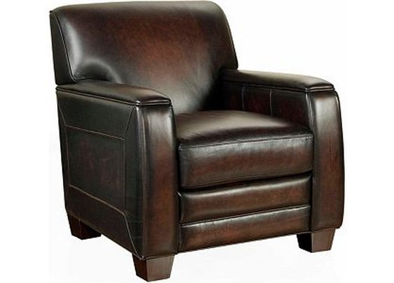 Leather Chair from Chase at BroyhillFurniture.com