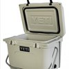 YETI Roadie 20-Tan  |  White Wing Label